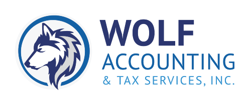 Wolf Accounting & Tax Services, Inc. Logo